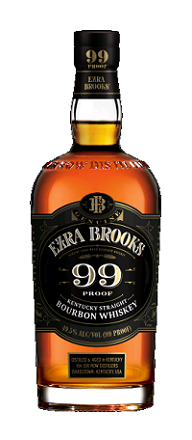 Ezra Brooks 99 Proof 750 ml