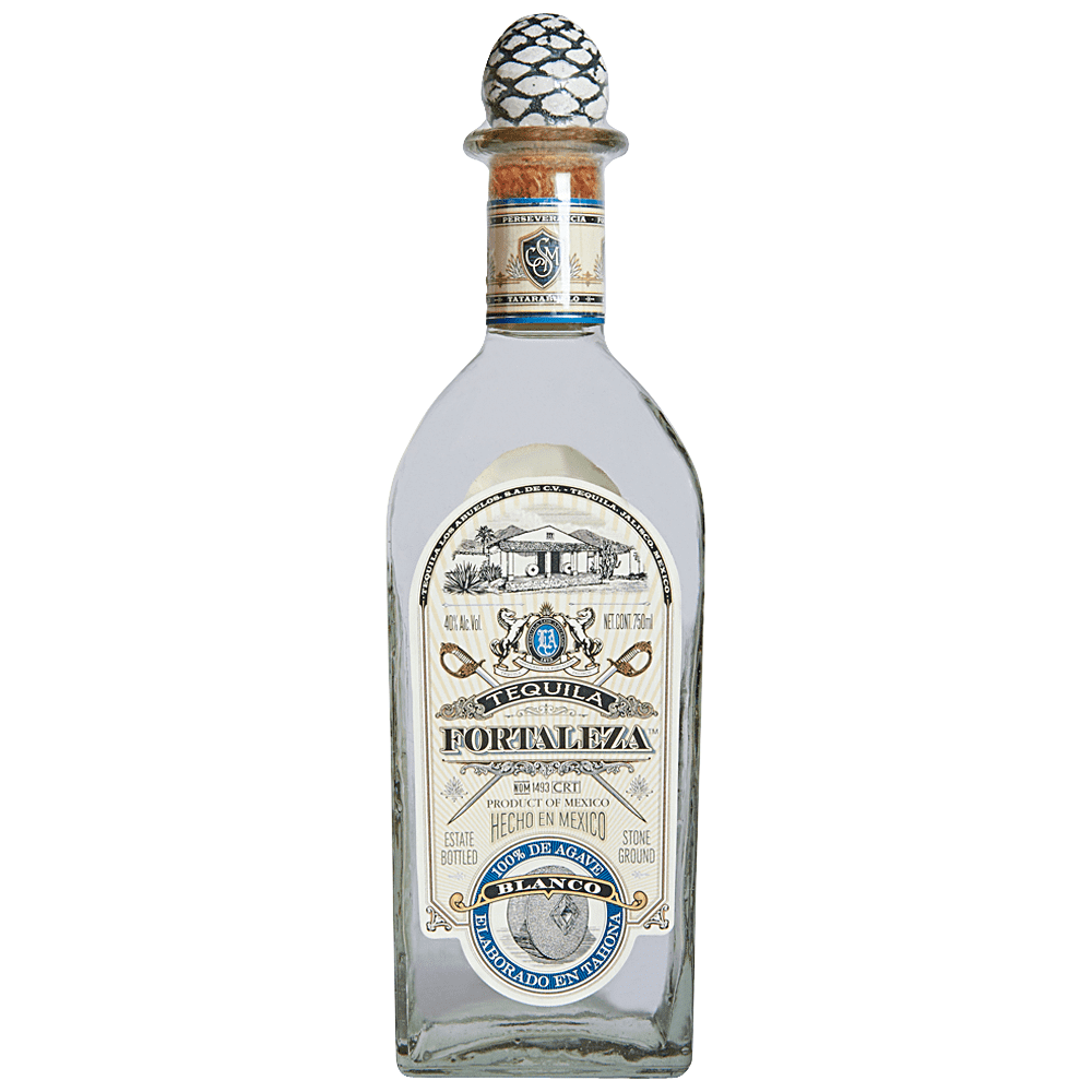 Fortaleza Tequila Blanco Ltr