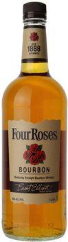 Four Roses Kentucky Straight Bourbon 1L