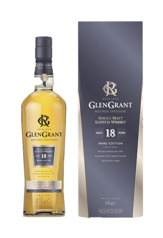Glen Grant Very Rare 18yr 750ml