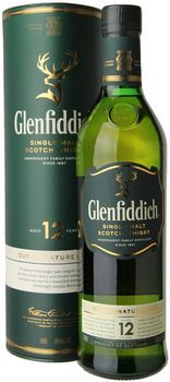 Glenfiddich 12yr Single Malt Scotch 375ml