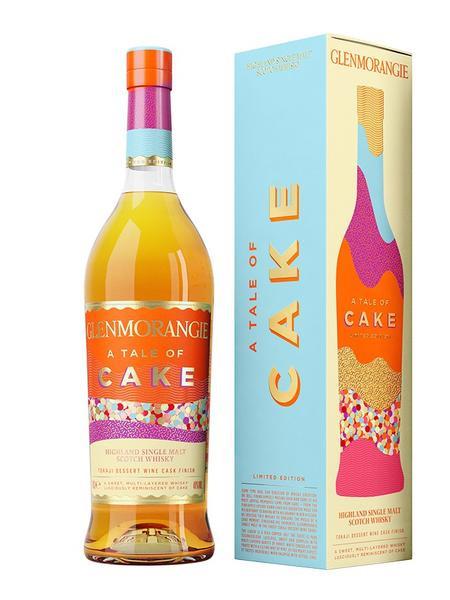 Glenmorangie A Tale Of Cake 750ml