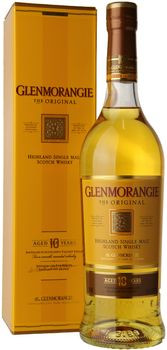 Glenmorangie 10yr Single Malt Scotch 750ml