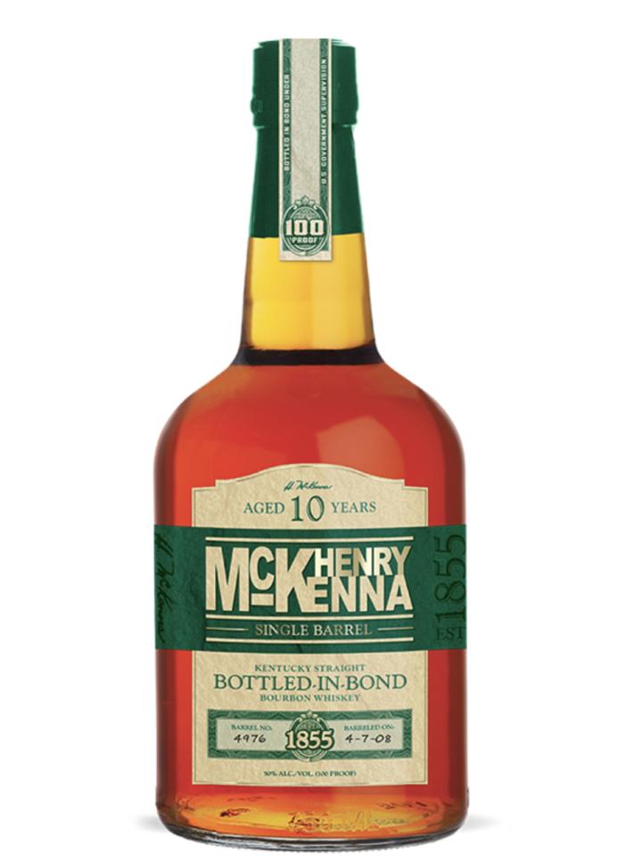 Henry Mckenna 10Yr Single Barrel 750ml