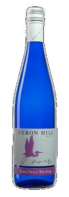 Heron Hill Semi-Sweet Riesling 750ml