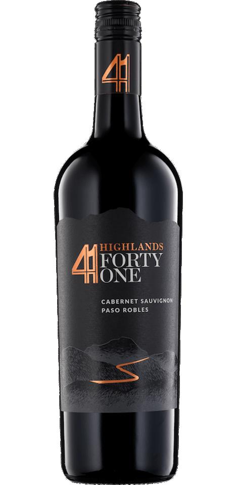 Highlands 41 Cabernet Sauv 750