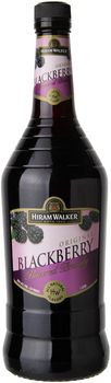 Hiram Walker Blackberry Brandy 1L