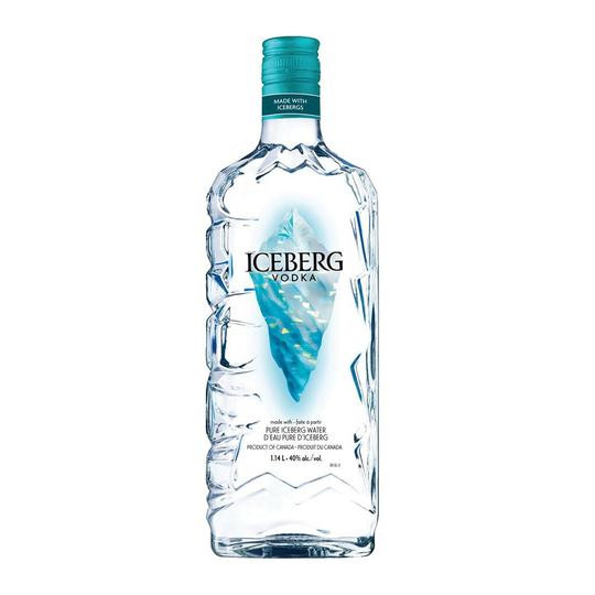 Iceberg Vodka 1L