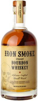 Iron Smoke Bourbon Whiskey 750ml