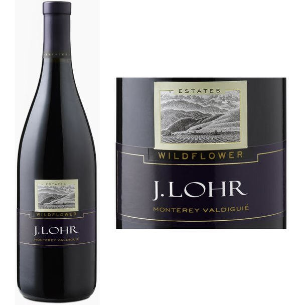 J Lohr Wildflower Valdiguie 750ml