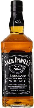 Jack Daniel's Tennessee Whiskey 750ml