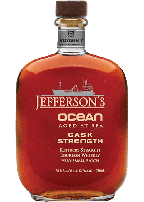 Jefferson's Ocean Aged At Sea Voyage #20 Bourbon 750ml