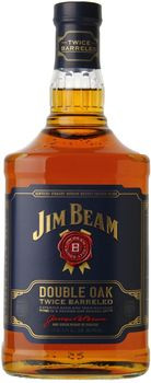 Jim Beam Double Oak Kentucky Straight Bourbon 750ml