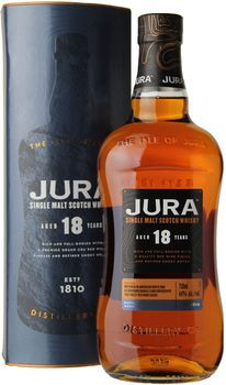 Jura 18yr Single Malt Scotch 750ml