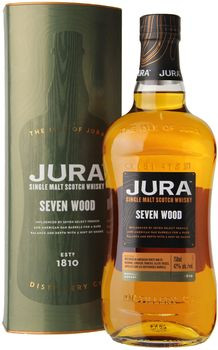 Jura Seven Wood Single Malt Scotch 750ml