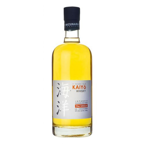 Kaiyo 7yr The Single Whisky 750ml