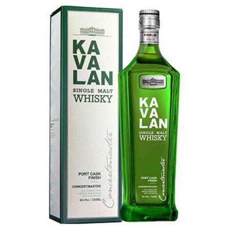 Kavalan Concertmaster Whisky 750ml