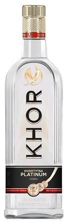 Khortysta Platinum Vodka 750ml