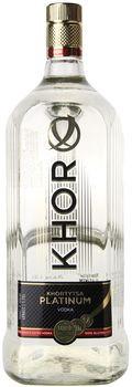 Khortysta Platinum Vodka 1.75