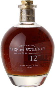 Kirk & Sweeney 12yr Rum 750ml