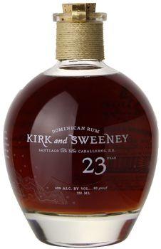Kirk & Sweeney 23yr Rum 750ml