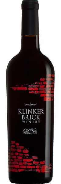 Klinker Brick Old Vine Zinfandel 750ml