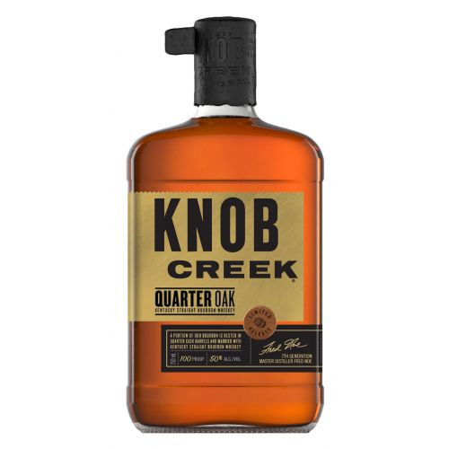 Knob Creek Quarter Cask Kentucky Straight Bourbon 750ml