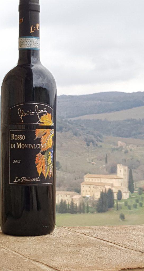 La Palazzetta Rosso Di Montalcino 750ml