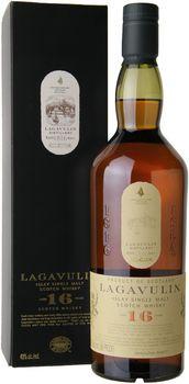 Lagavulin 16yr Single Malt Scotch 750ml