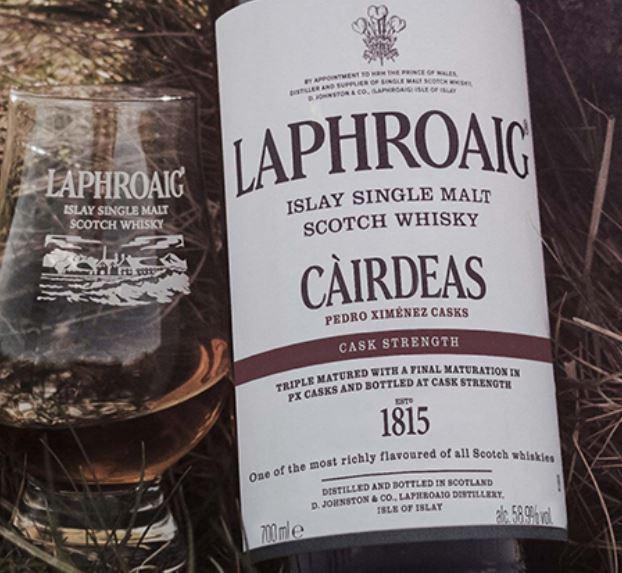 Laphroaig Cairdeas Cask Strength PX Finish 2021 750ml