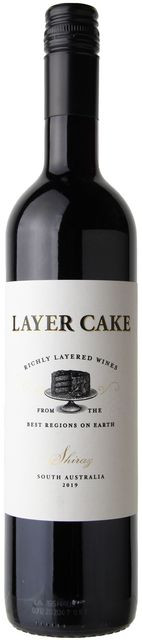 Layer Cake Shiraz 750ml