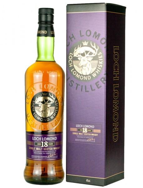 Loch Lomond 18Yr Single Malt Scotch 750ml