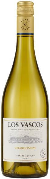 Los Vascos Chardonnay 750ml