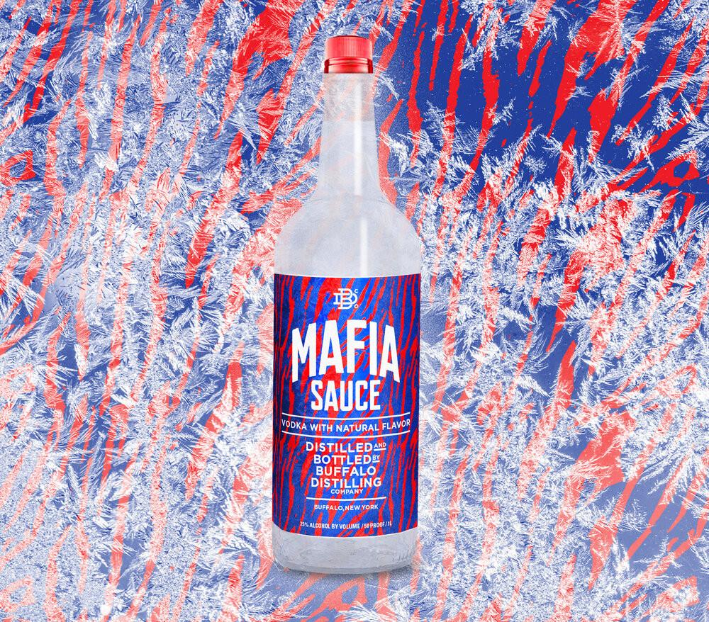 Mafia Sauce Vodka Ltr