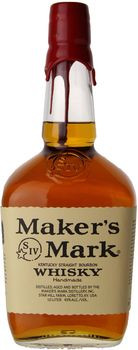 Maker's Mark Kentucky Straight Bourbon 750ml