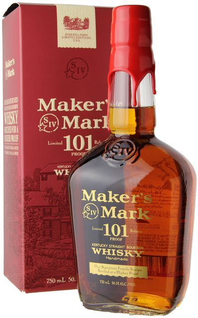 Makers Mark Kentucky Straight Bourbon 101 750ml