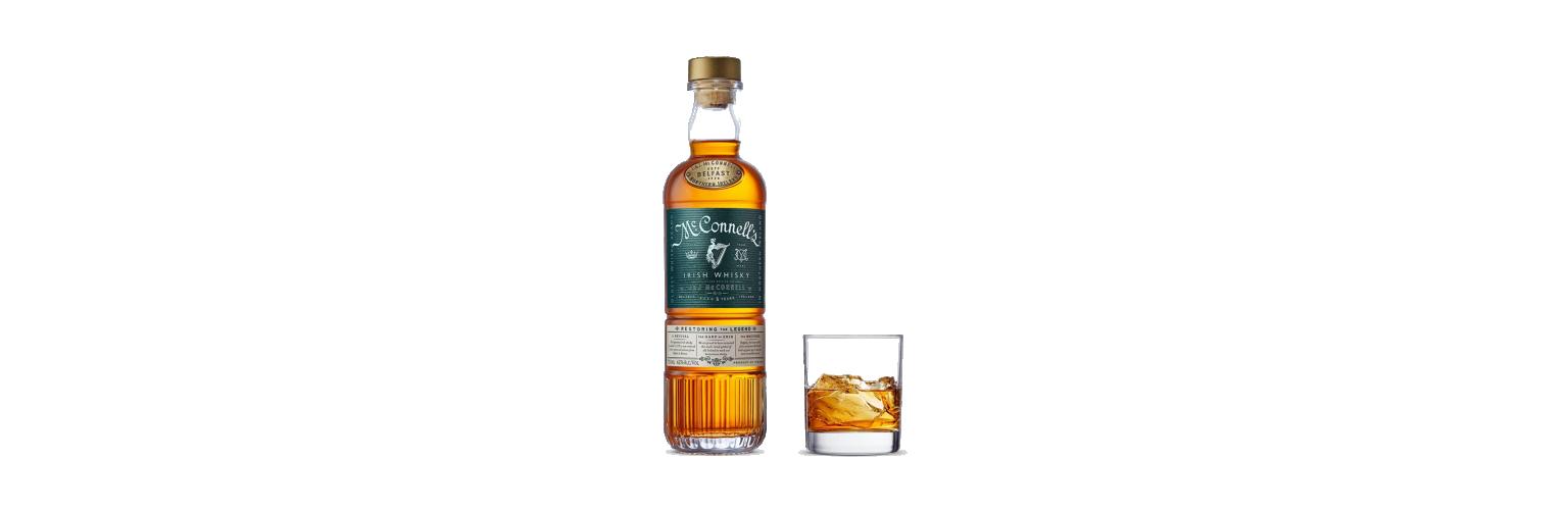 McConnell's Irish Whiskey 750ml