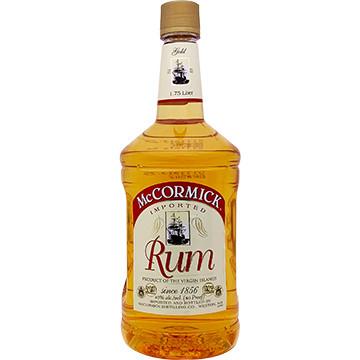 McCormick Gold Rum 1.75 Ltr