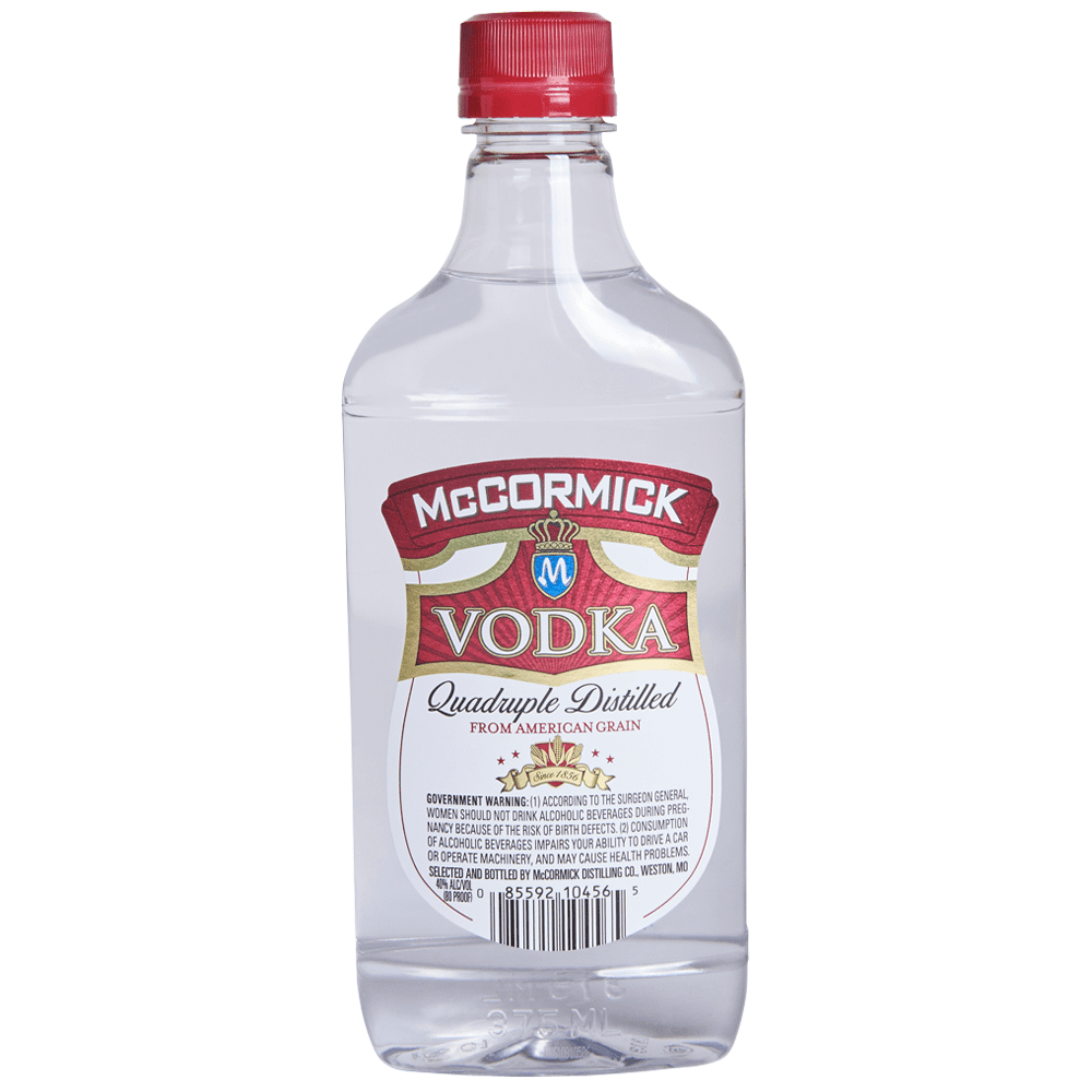 McCormick Vodka 375ml