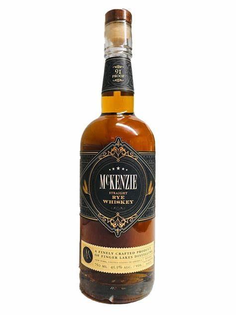 McKenzie Rye Whiskey 750ml
