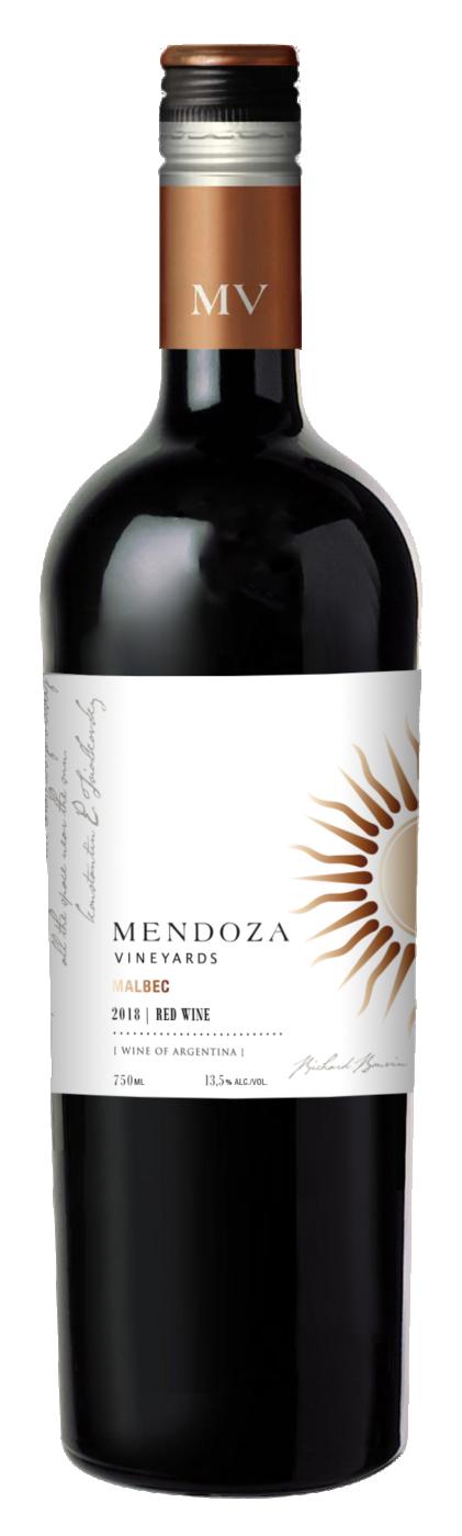 Mendoza Vineyards Malbec 750ml