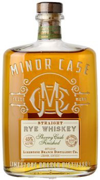 Minor Case Rye Whiskey 750ml