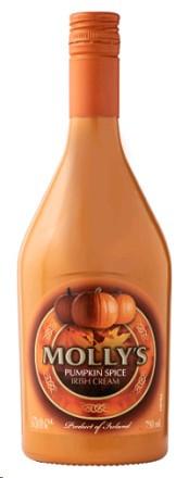 Molly's Pumpkin Spice Irish Cream 750ml