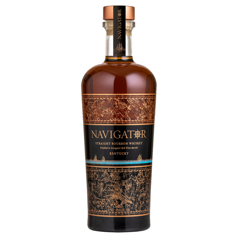 Navigator Bourbon Whiskey 750ml