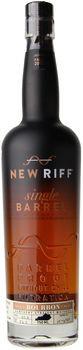 New Riff Bottled In Bond Single Barrel Kentucky Straight Bourbon 750ml