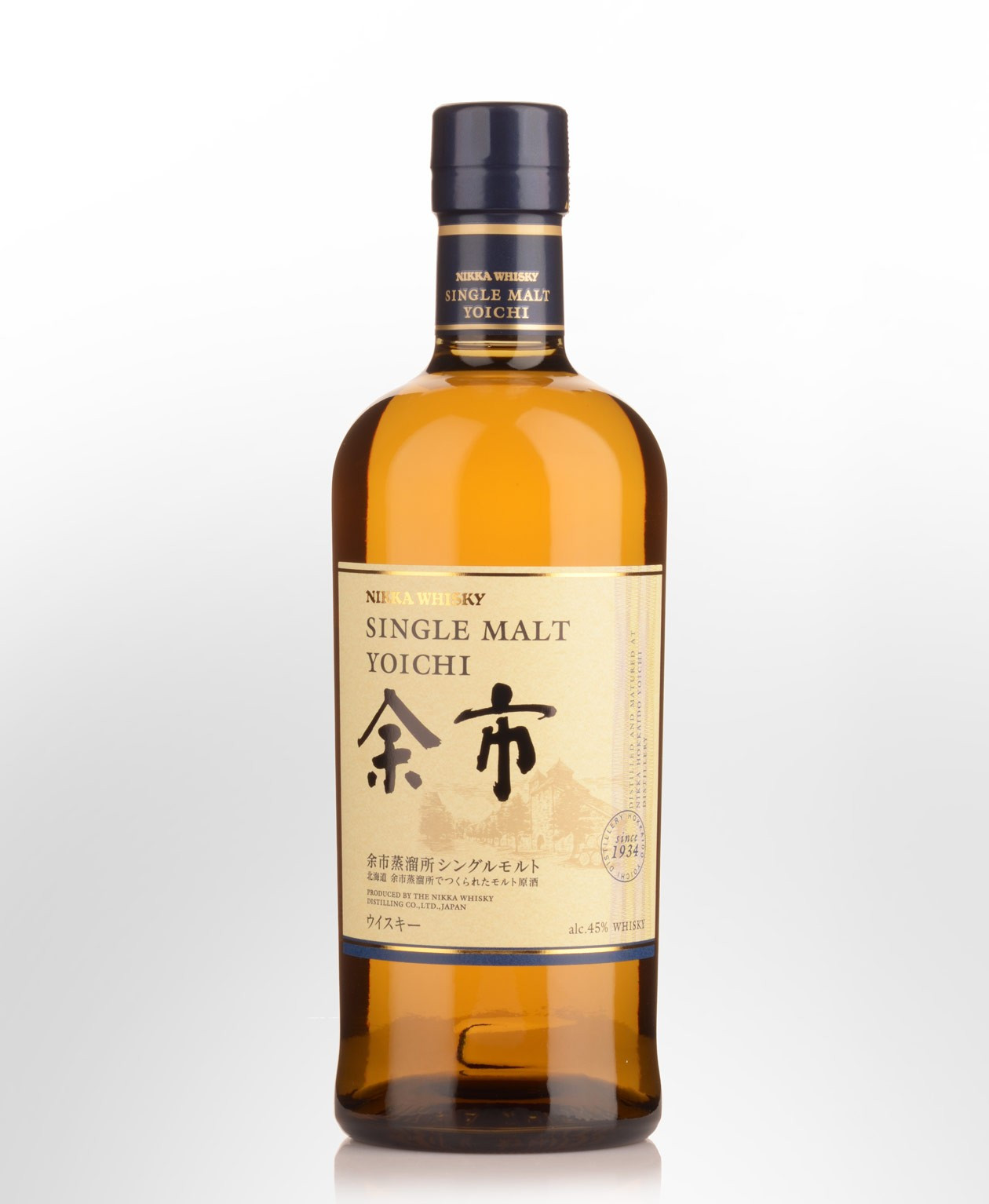 Nikka Yoichi Single Malt Whisky 750ml