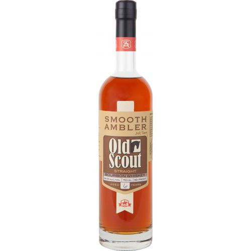 Smooth Ambler Old Scout Straight Bourbon 750ml