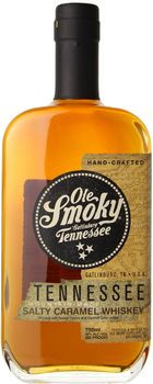Ole Smoky Salty Caramel Flavored Whiskey 750ml