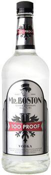 Mr. Boston Vodka 100 Proof 1L