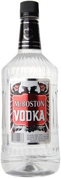Mr. Boston Vodka 80 Proof 1.75 Ltr